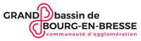 LOGO GRAND BASSIN DE BOURG EN BRESSE 01 002 medium